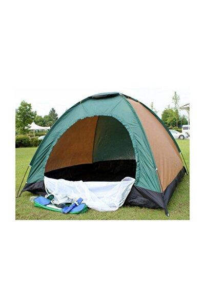Düz 6 Kamp Çadırı Kolay Kurulum 2 Kişilik