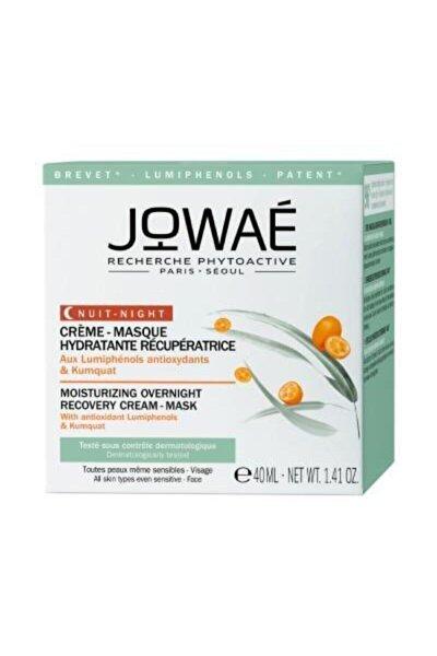 Moisturizing Overnight Recovery Cream Mask 40 ml