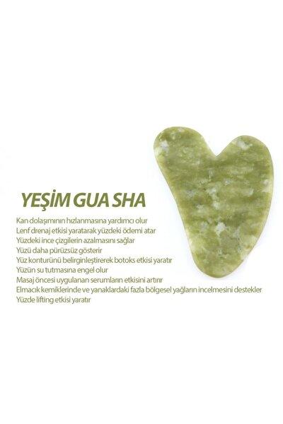 Yeşim Gua Sha Masaj Taşı