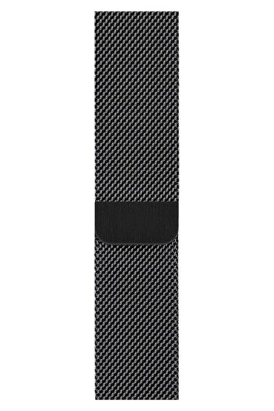 Watch 2 3 4 5 6 Se Nike 38mm 40mm Uyumlu Kordon Kayış Bileklik Milano Loop Metal Örgü