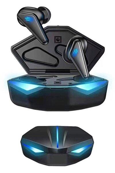 Işıklı Oyuncu Kulaklığı Mikrofonlu Kablosuz Bluetooth V5.0