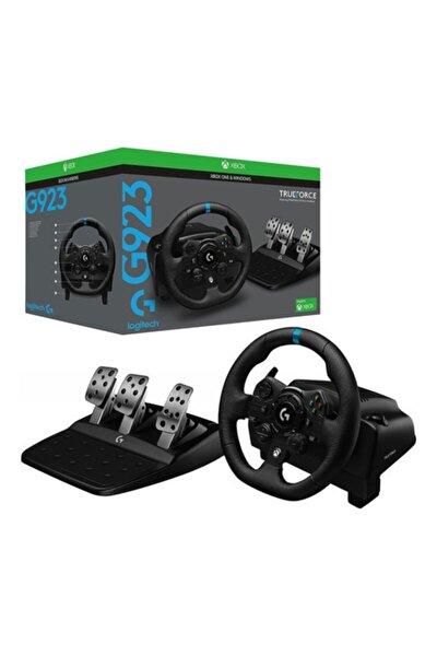 G G923 Xbox Tüm Modeller Ve Pc Bilgisayar Uyumlu Yarış Direksiyon Driving Force
