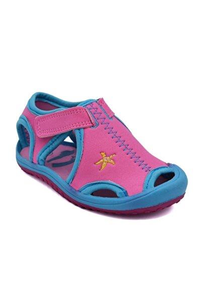 Kız Çocuk Pembe Günlük Sandalet