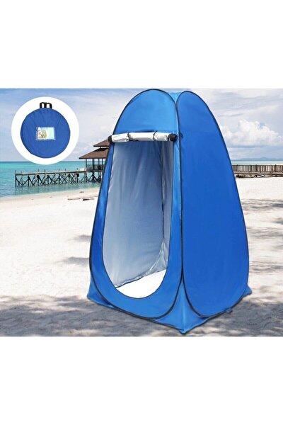Otomatik Kabin Giyinme Çadırı,wc,duş Amaçlı Kullanım 120*120*190