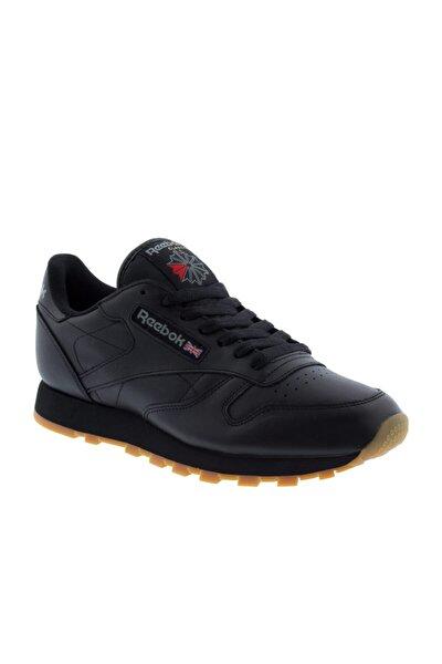 CL LTHR Siyah Erkek Koşu Ayakkabısı 100281586