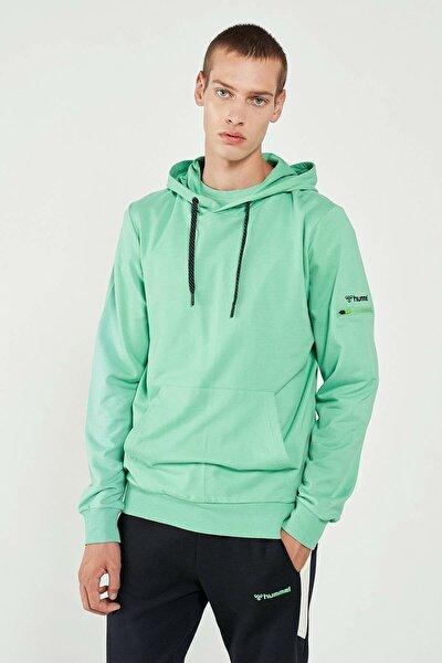 HMLZADOR Yeşil Erkek Sweatshirt 101085913