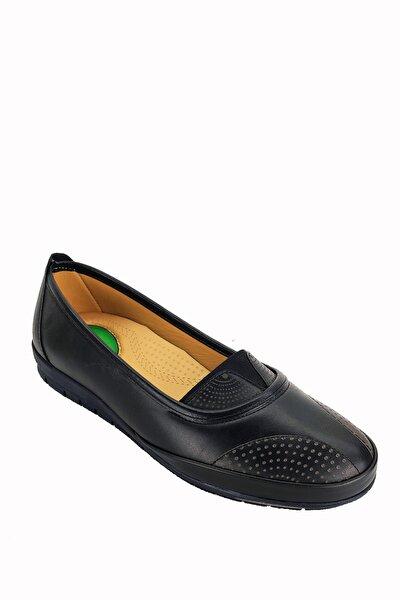 Kadın Topuk Jelli Ortopedik Anne Ayakkabısı D80