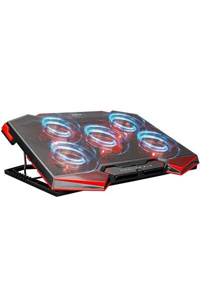 Rampage Ad-rc5 Notebook Laptop Soğutucu 5 Fanlı