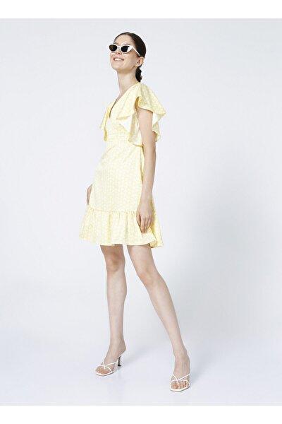 Elbise, 42, Sarı