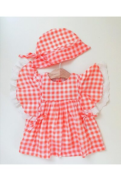 Kız Bebek Turuncu Takım