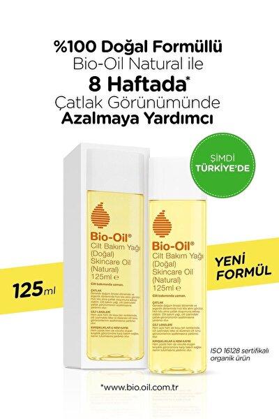 Çatlak Karşıtı & Natural Cilt Bakım Yağı 125 ml