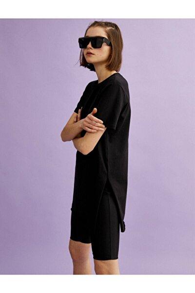 Kadın Uzun Tisört