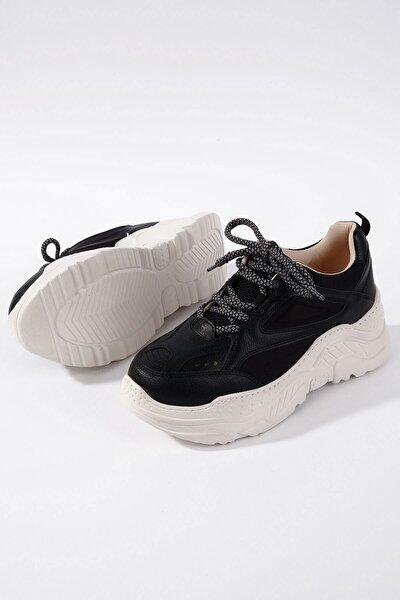 65031 Kadın Spor Ayakkabı Siyah