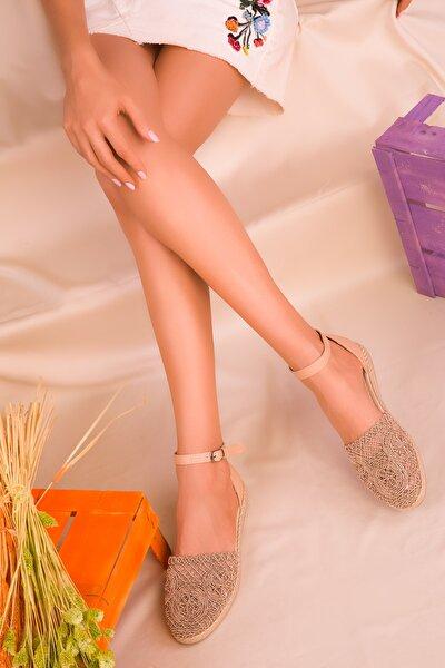 Ten Kadın Sandalet 16412