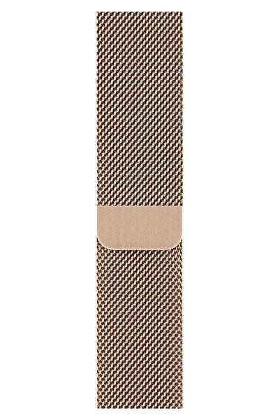 Watch 2 3 4 5 6 Se Nike 38mm 40mm Kordon Kayış Bileklik Milano Loop Metal Örgü