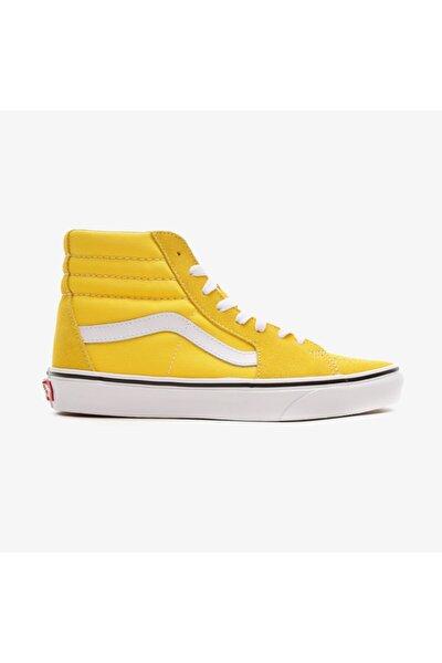 Sk8-hi Kadın Sarı Sneaker