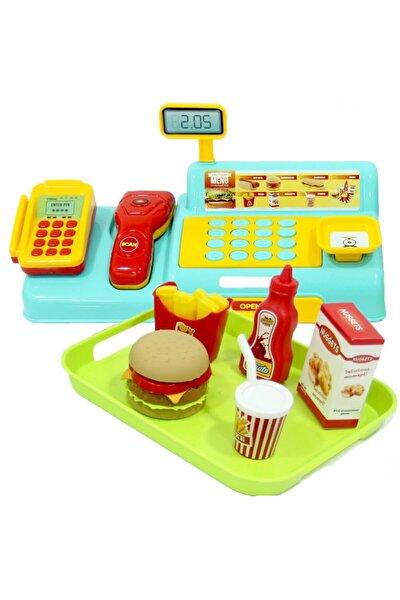 Shop & Joy Ilk Yazar Kasam Burger Menü Seti