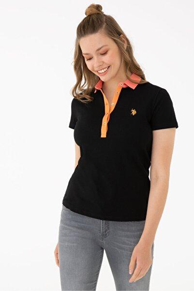 Sıyah Kadın T-Shirt
