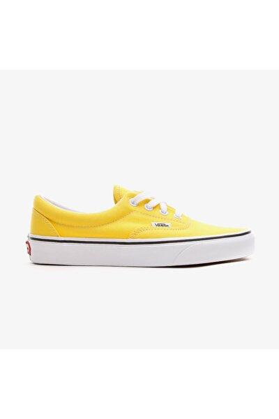 Era Kadın Sarı Sneaker