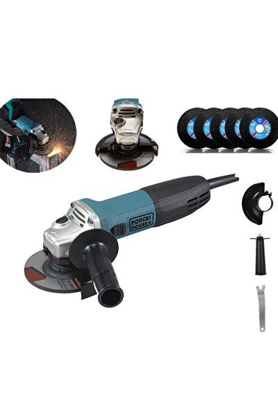 Germany Blue-3100 Pro Metal Şanzıman Avuç Içi Taşlama ve Kesim Makinesi