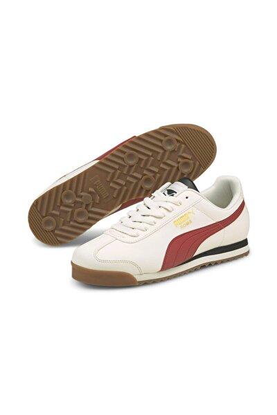 Roma Basic Ivory Glow Intense Red-gum Erkek Spor Ayakkabısı