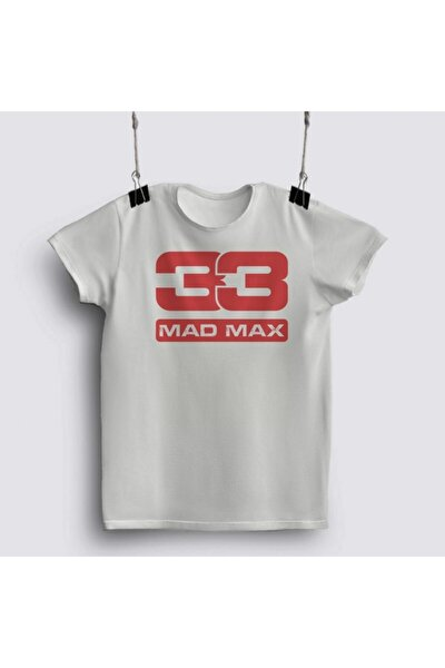 Madmax - Max Verstappen 33 Formula1 World Champion F1 Car Racing T-shirt