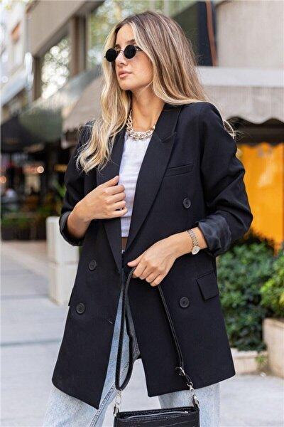 Kadın Şık Blazer Ceket