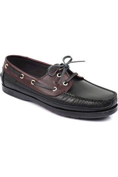 Tarzı, Hakiki Deri Ortopedik Pedli Tabanı Çikolata Kokan Loafer Ayakkabı