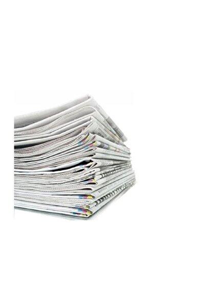 Gazete Sıfır Kullanılmamış Kiloluk Gazete Eski Gazete 10 Kg