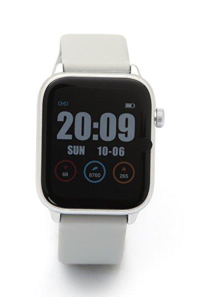 Smart Watch Gri Kol Saati