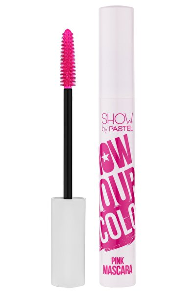 Show Your Show Your Color Mascara Pink 13
