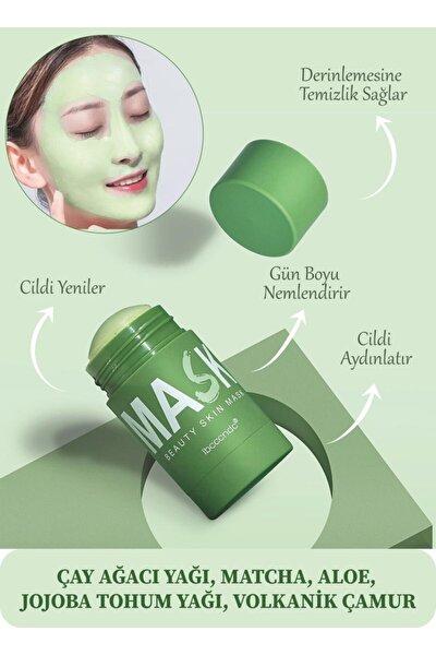 Green Tea  Yeşil Çay Maskesi