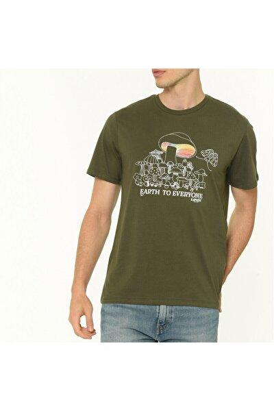 Erkek Graphıc Crewneck Tee Lse_Ssnl Mv Logo F T-Shirt 22491-0956