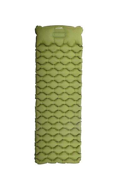 Campout Ultralight Şişme Yatak Yeşil