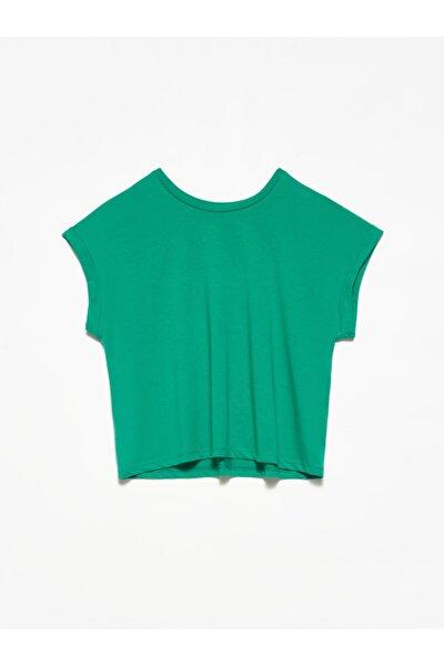 3431 T Kol T-shirt-ç.yeşil