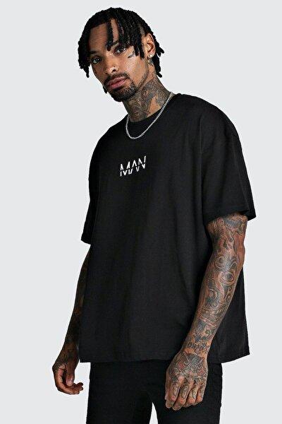 Crash Man African Erkek Oversize Tshirt