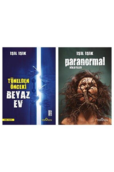 Paranormal Hikayeler + Tünelden Önceki Beyaz Işık Işıl Işık 2 Roman