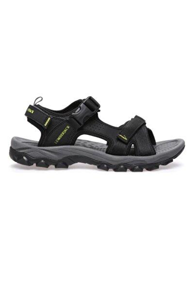 Laggun Siyah Spor Erkek Sandalet