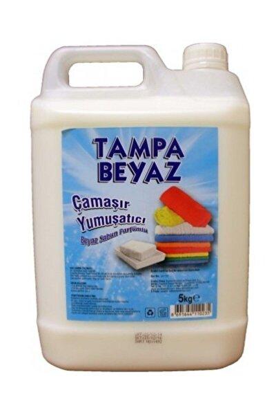 Beyaz Çamaşır Yumuşatıcı Beyaz Sabun Parfümlü 5 Lt