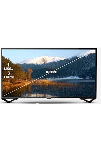 "EL40DAB13 40"" 101 Ekran Uydu Alıcılı Full HD LED TV"