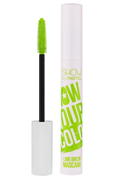 Show Your Show Your Color Mascara Lime Green 12