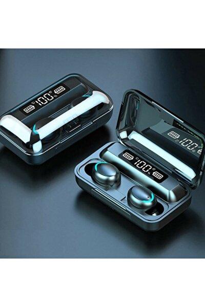 Bluetooth Kulaklık 2000 Mah Powerbank Su Geçirmez Sporcu Kulaklığı