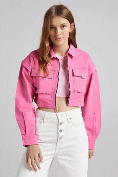Cepli Pamuklu Ceket