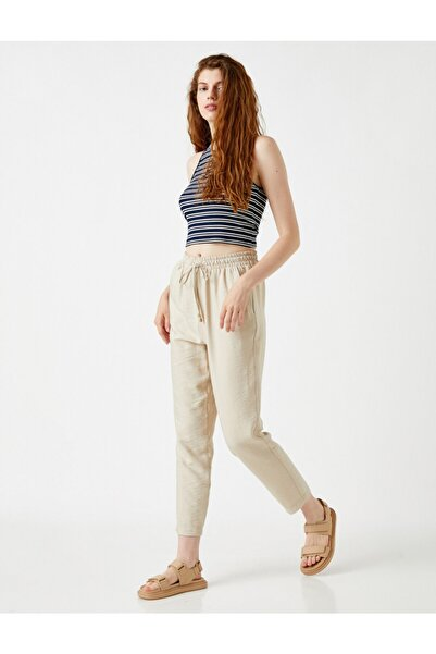 Trousers Kadın Taş Jeans