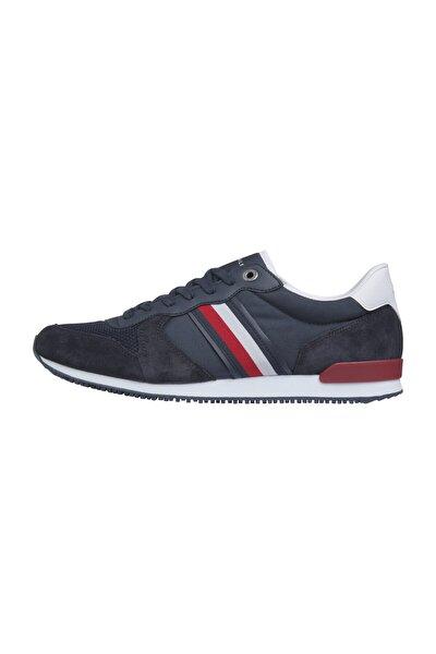 Th Erkek Iconic Materyal Mix Runner Sneaker