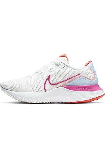 Kadın Beyaz Renew Run Spor Ayakkabı Ck6360-100