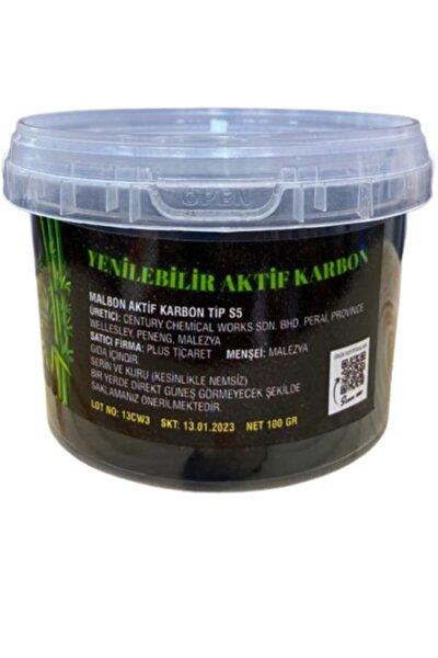 Aktif Karbon S5 Gıda Içindir Yenilebilir Helal Sertifikalı 100 gr Şok Fiyat
