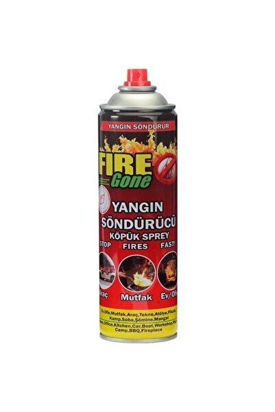 Fire Gone Yangın Söndürücü Köpük Sprey 350 Ml