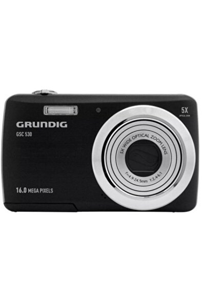 Gsc 530 Siyah Fotoğraf Makinesi