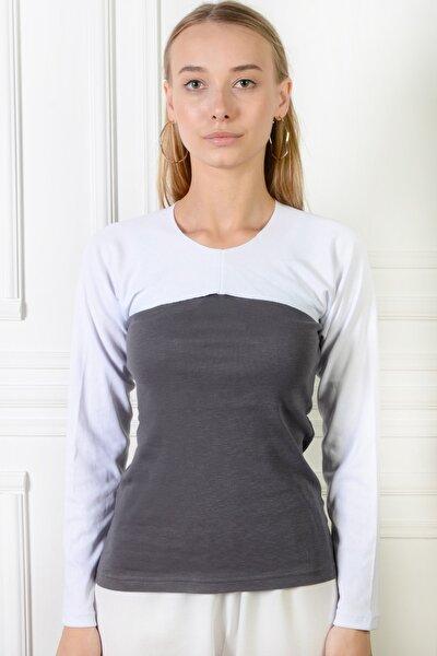Pınkmark Kadın Beyaz Bolero Mcpmbl25165
